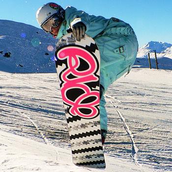 Для катания в парках, на подготовленных трассах, а также «пухляке» вне трасс подходят мягкие сноуборды.