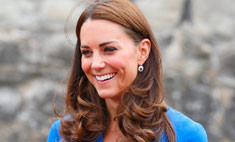 Кейт Миддлтон удивила ярким недорогим нарядом
