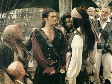 Захочет ли сын Орландо Блума одеваться в пиратском стиле?