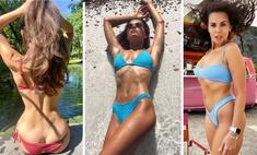 Вестник «100 самых сексуальных женщин страны»: Ирина Шейк на пляже, Полина Гагарина в латексе, Светлана Ходченкова в ванной