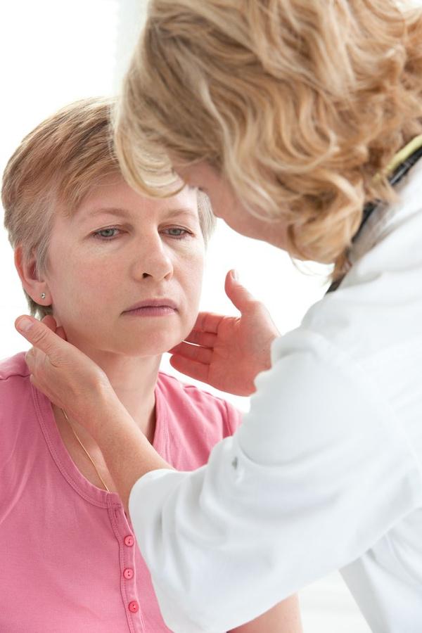Как лечить воспаленные лимфоузлы на шее