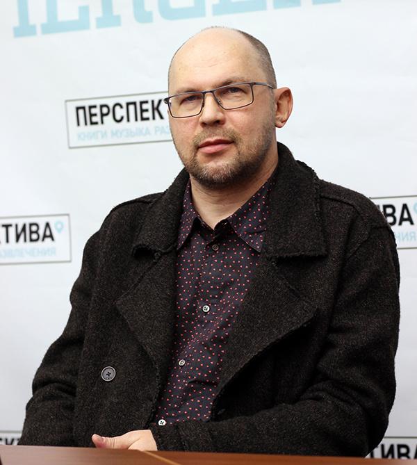 Алексей Иванов писатель интервью