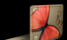 HP представляет новый дизайнерский ноутбук