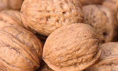 Грецкий орех спасет от рака груди