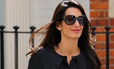 Невеста Клуни показала идеальный деловой наряд