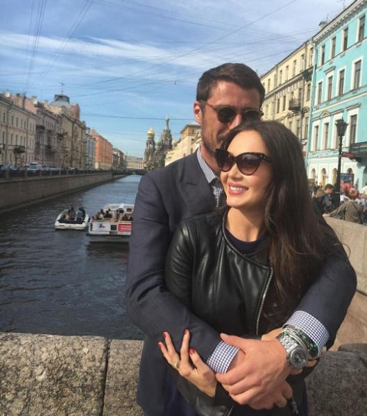 Теннисист Марат Сафин встречается с певицей Аидой Гарифуллиной