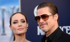 Джоли запретила Питту сниматься в эротических сценах