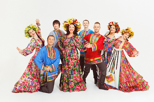 Надежда Бабкина, Русская песня
