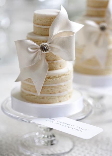 Торт из французских макарун