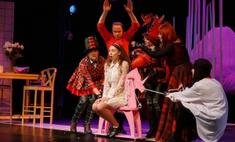 «Обыкновенное чудо» в пермском ТЮЗе: полеты над сценой и не только