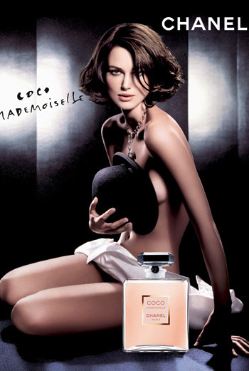 Кира Найтли для Chanel