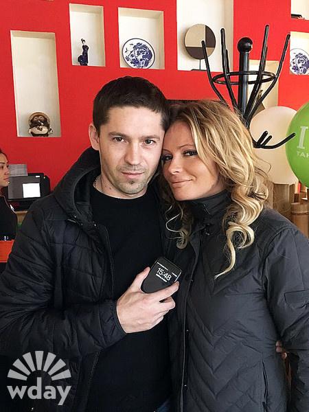 Дана Борисова и Андрей Троценко