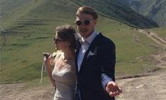 Сын Ефремова женился на коллеге
