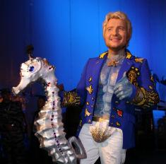 Лучше один раз увидеть: Басков поет в костюме морского царя