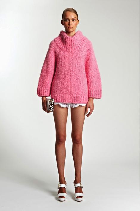 свитера осень зима 2013 2014