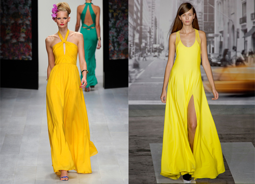 Модные сарафаны 2013 | Мода на Elle.ru