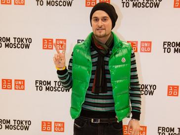 Открытие UNIQLO в Москве