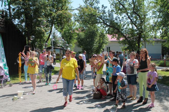 День томича: программа празднования