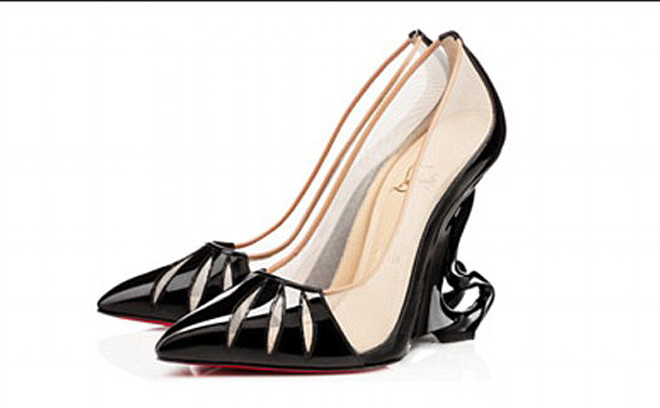 Малефисента: обувь из фильма