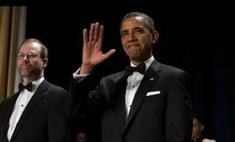 У Барака: Обама пригласил звезд на ужин