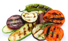 Сохраняйте полезные свойства и витамины в овощах на гриле