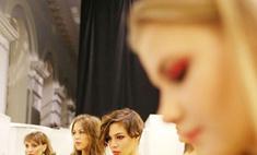 Новая романтика: бэкстейдж показа Bohema весна-2013
