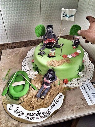 Торты на заказ, рецепты тортов, торты к вашим датам