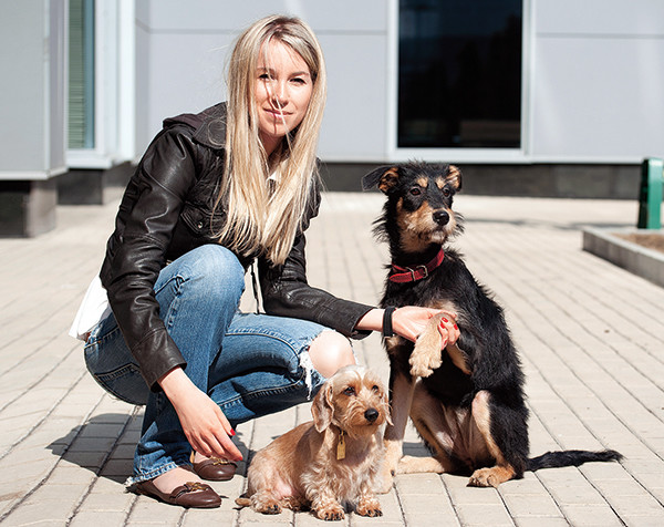 Собаки Леонида Ярмольника