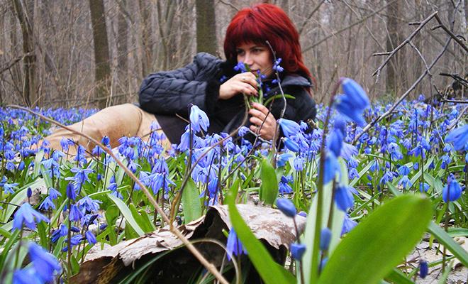 Воронежские первоцветы: название цветов