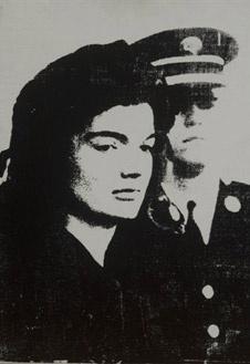 Джеки Кеннеди, 1964 год.