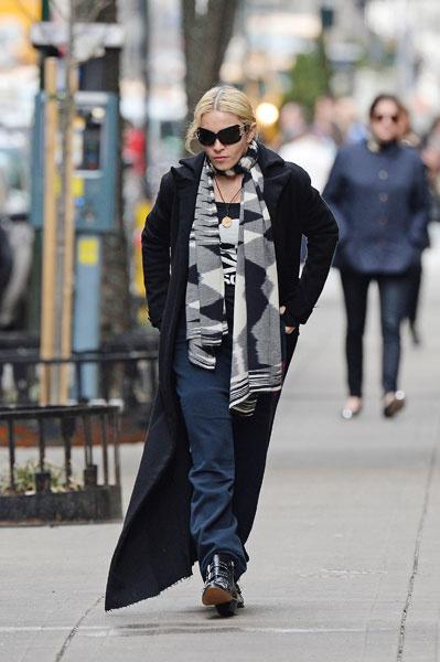 Мадонна, 2014 год