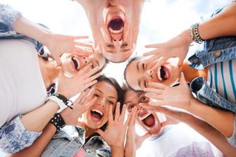 Подростки предпочитают рассчитывать на себя, когда речь заходит о сексе и половом воспитании
