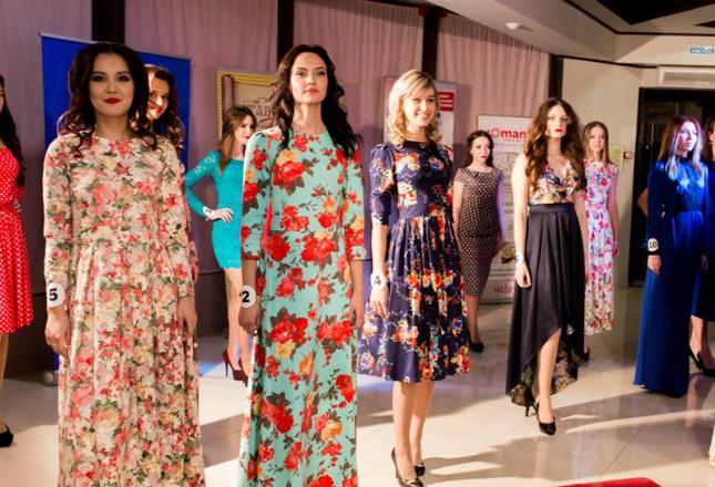 Конкурс красоты Мисс весна 2016