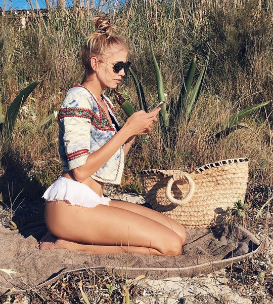 Лена Перминова: фото