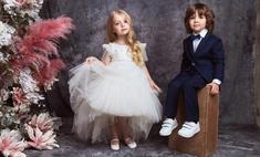 Юдашкин нарядил звездных деток: 10 милейших фотографий