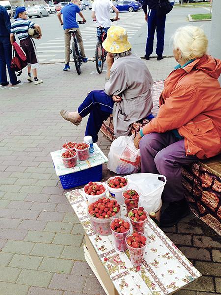 где купить ягоды