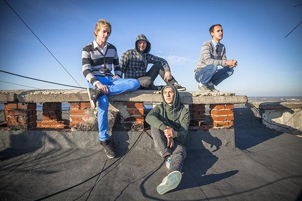 Группа Sound Telegraf