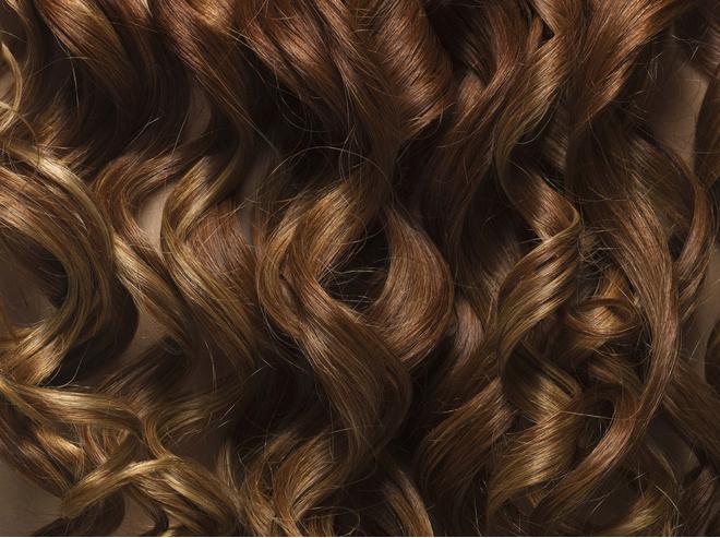 локоны на тонкие волосы