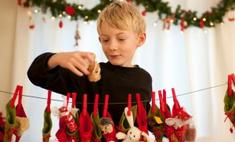 Обратный отсчет: делаем рождественский календарь для ребенка
