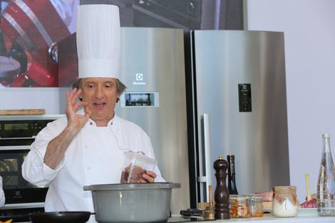Гастрономический фестиваль Taste of Moscow прошел при поддержке компании Electrolux | галерея [1] фото [9]