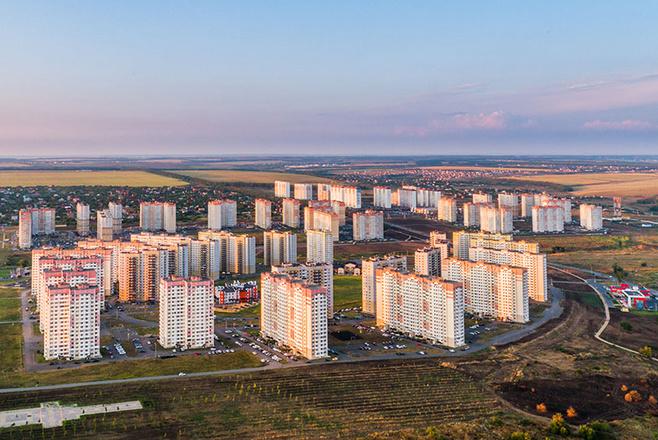 Ростов-на-Дону ЖК Суворовский