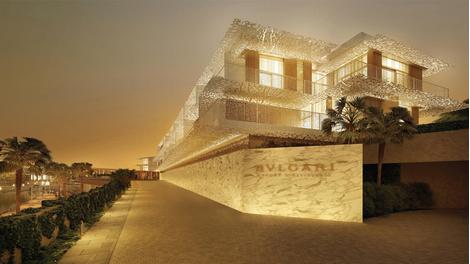 Bvlgari представила проект резиденций в Дубае   галерея [1] фото [9]