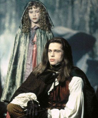 """Кадр из фильма """"Интервью с вампиром"""", 1994 год"""