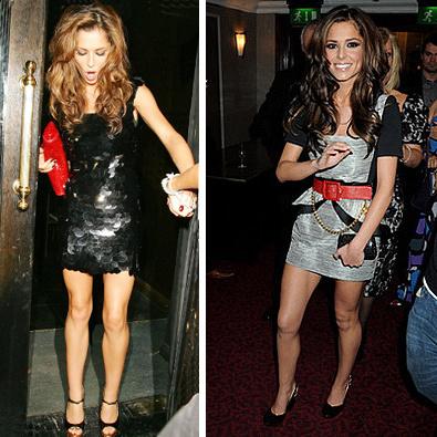 Платье D&G (слева) и платье PPQ (справа) – около 4 тысяч долларов каждое