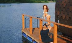 горячее бэкстейдж-видео победной фотосессии miss maxim 2021 день