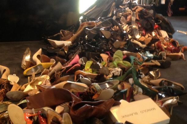 Обувь Виктории Бекхэм
