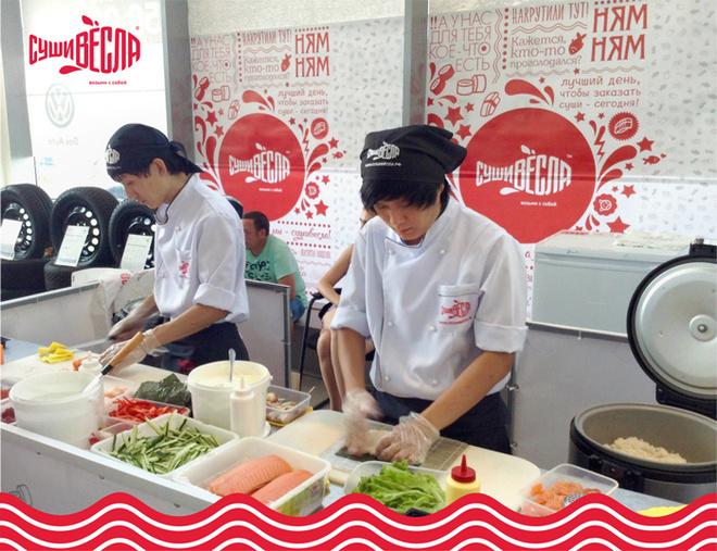 суши и роллы секреты приготовления блюд японской кухни