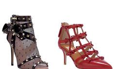 Капсульная коллекция обуви от Valentino