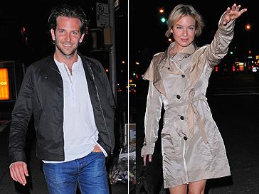 Брэдли Купер (Bradley Cooper) расстался с актрисой Рене Зеллвегер (Renee Zellweger)
