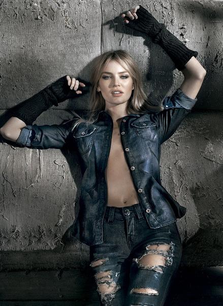 Кэндис Свейнпол снялась в новой рекламной кампании Osmoze   галерея [1] фото [4]
